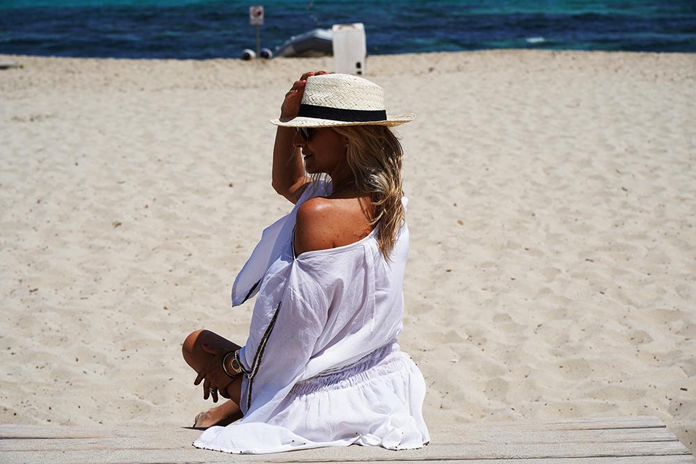 Conoce la Playa de Levante, la más larga de Formentera