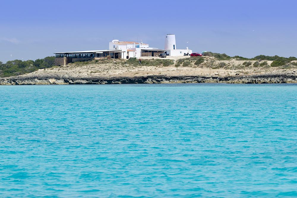 Restaurante Chiringuito Tanga platos típicos de Formentera